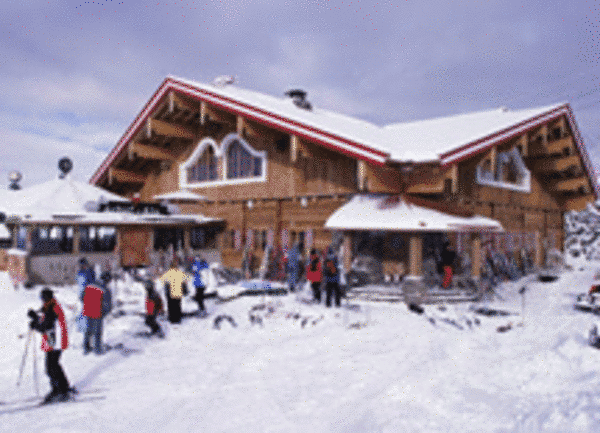 Schafalm ski lodge in Schladming (A)